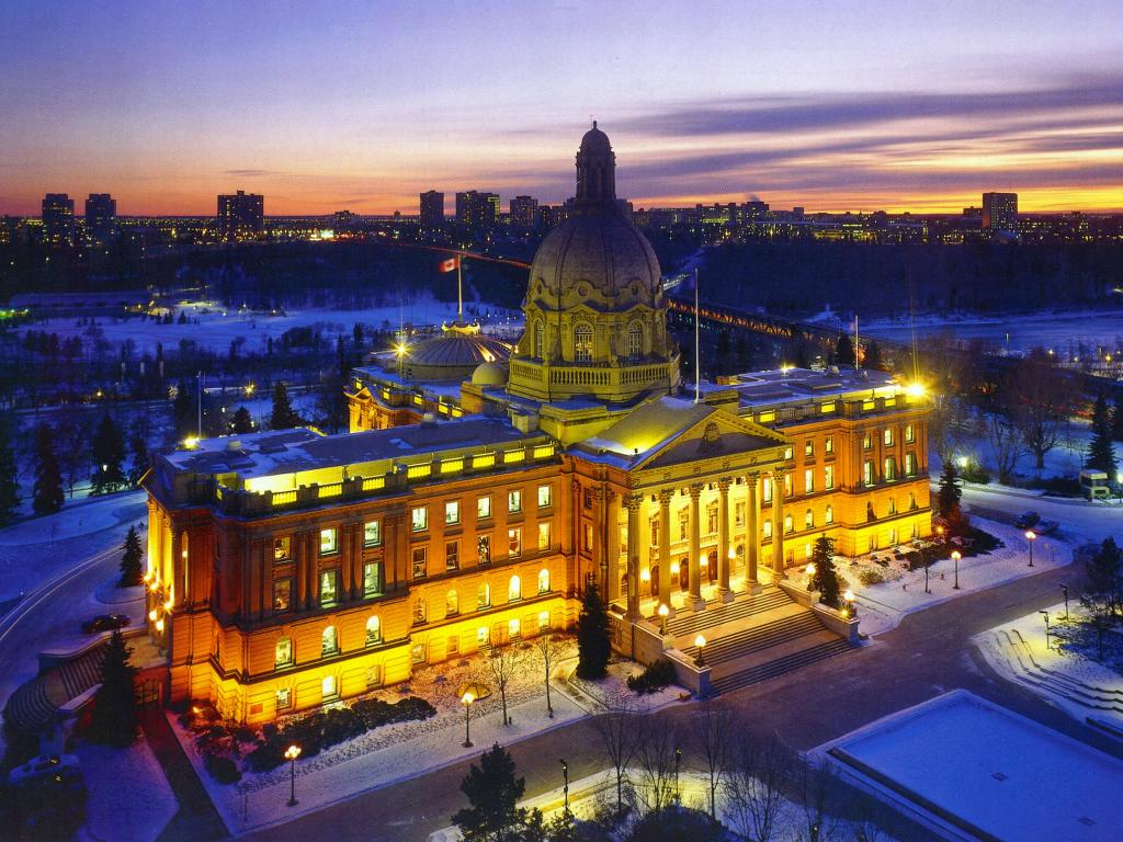 Legislature in Winter