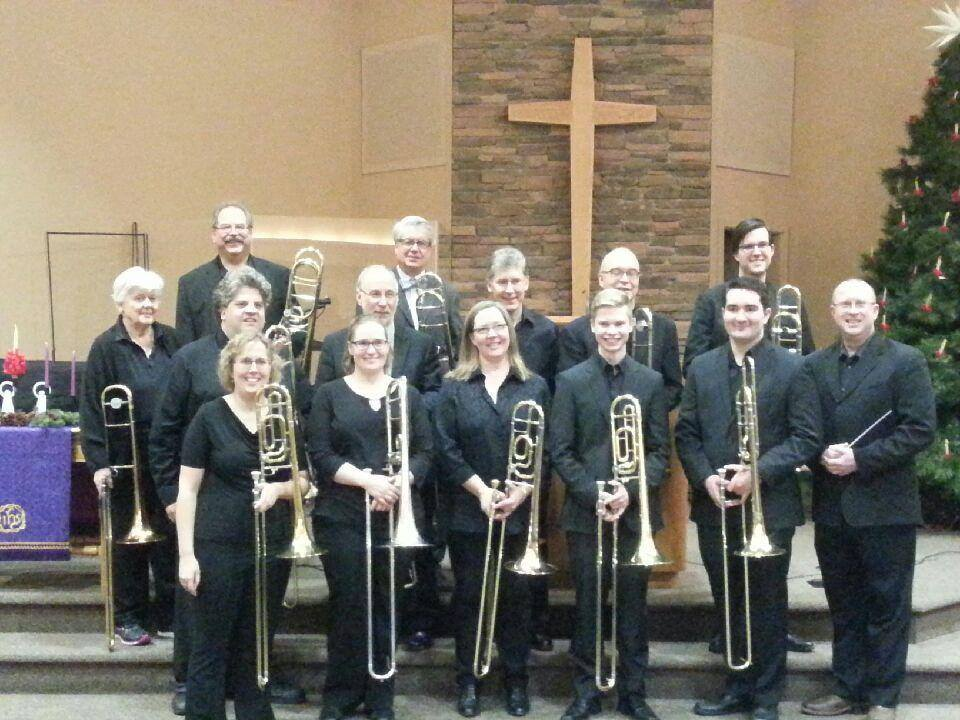Ritchie Trombone Choir